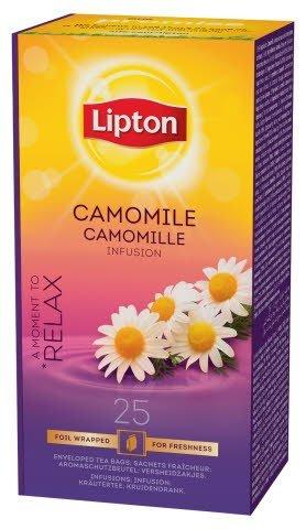 Lipton Camomile, Catering te, 6 x 25 breve