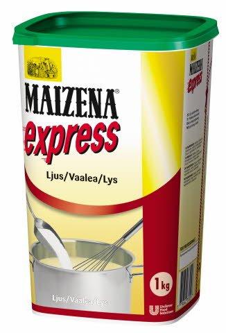 MAIZENA express, lys 1 kg