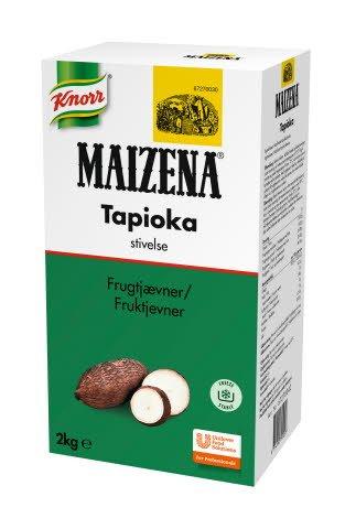 Maizena Tapioka stivelse (frugtjævner) 2kg -