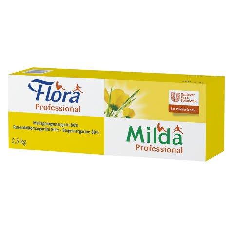 Milda Stegemargarine 2,5 kg