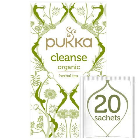 Pukka Cleanse ØKO 4x20 breve -