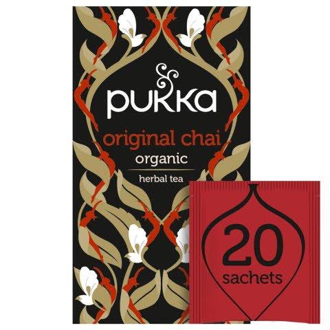 Pukka Original Chai ØKO 4x20 breve -