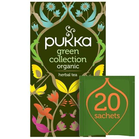 Pukka Sampak Green Collection ØKO 4x20 breve -