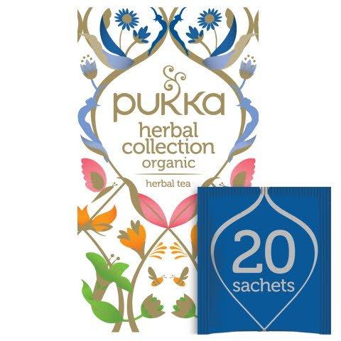 Pukka Sampak Herbal Collection ØKO 4x20 breve
