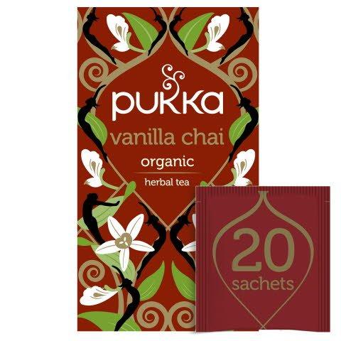Pukka Vanilla Chai ØKO 4x20 breve -