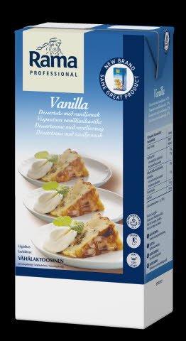 Rama Vanilla dessertcreme 1 l