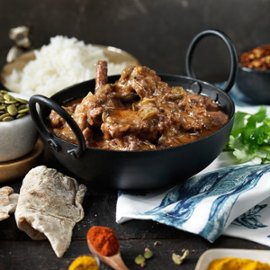 Beef Shahi Korma