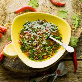 Pimenta & Corninho (Chili- og spidskommenmarinade)