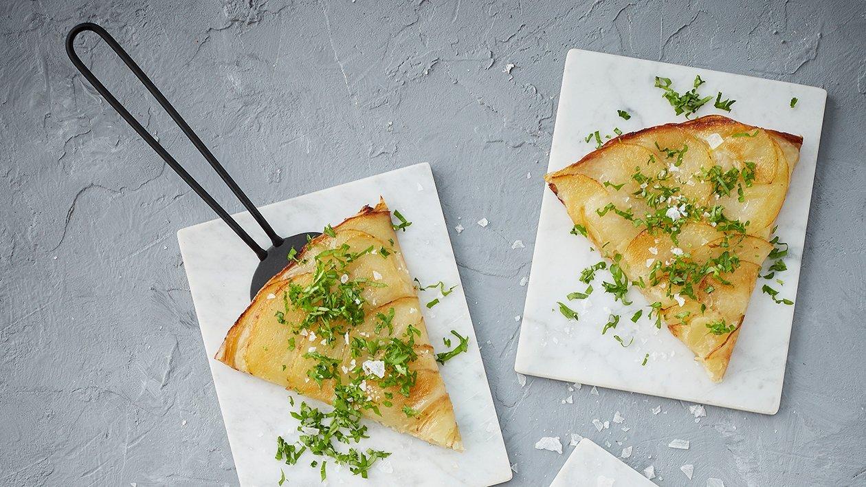 Kartoffel/Fennikel Pommes  Anna