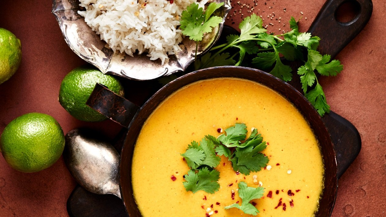 Korma Gulerodssuppe