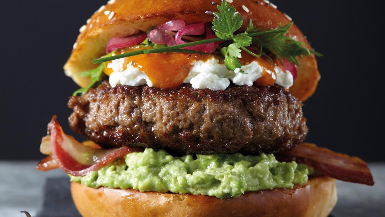 Beef - Burger New York