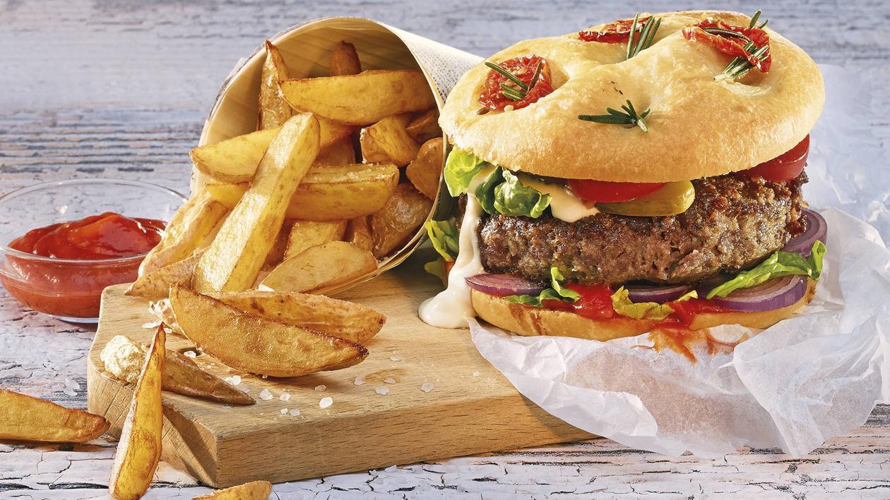 Burger Laibchen