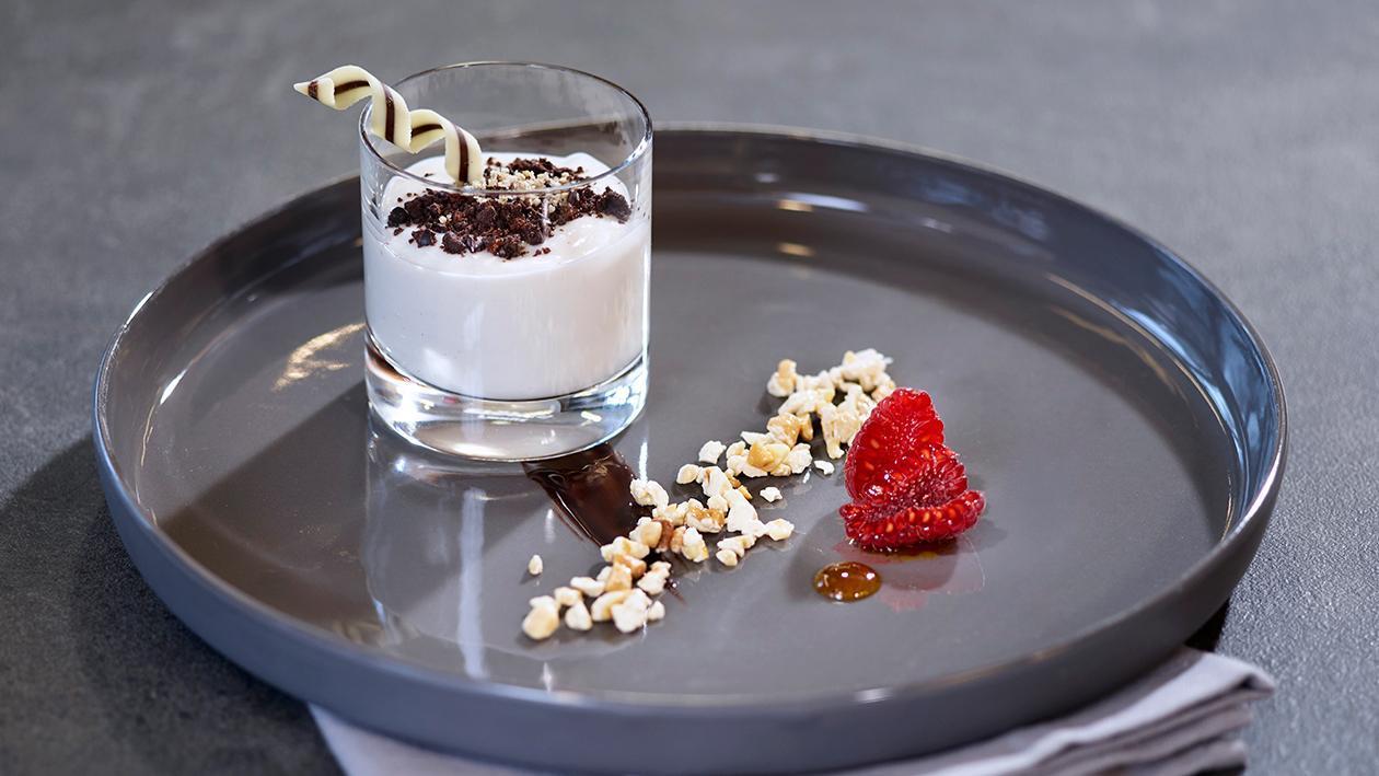 Dessert á la Panna Cotta