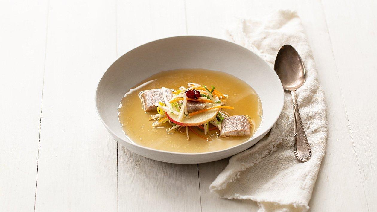 Hamburger Aal Suppe