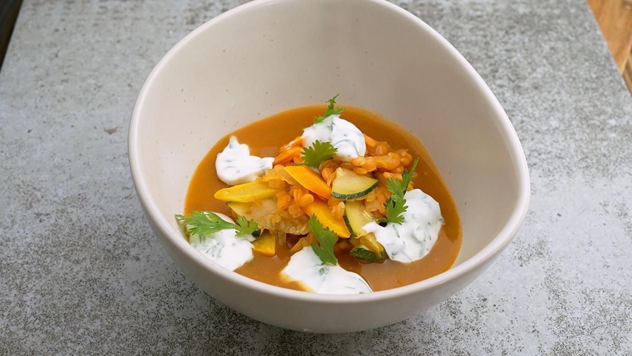 Hot Thai Linseneintopf
