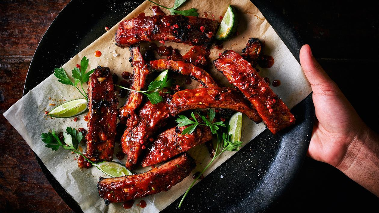 Sweet Chili Spareribs