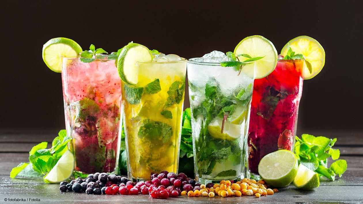 Tipsy Limonade Ice Tea