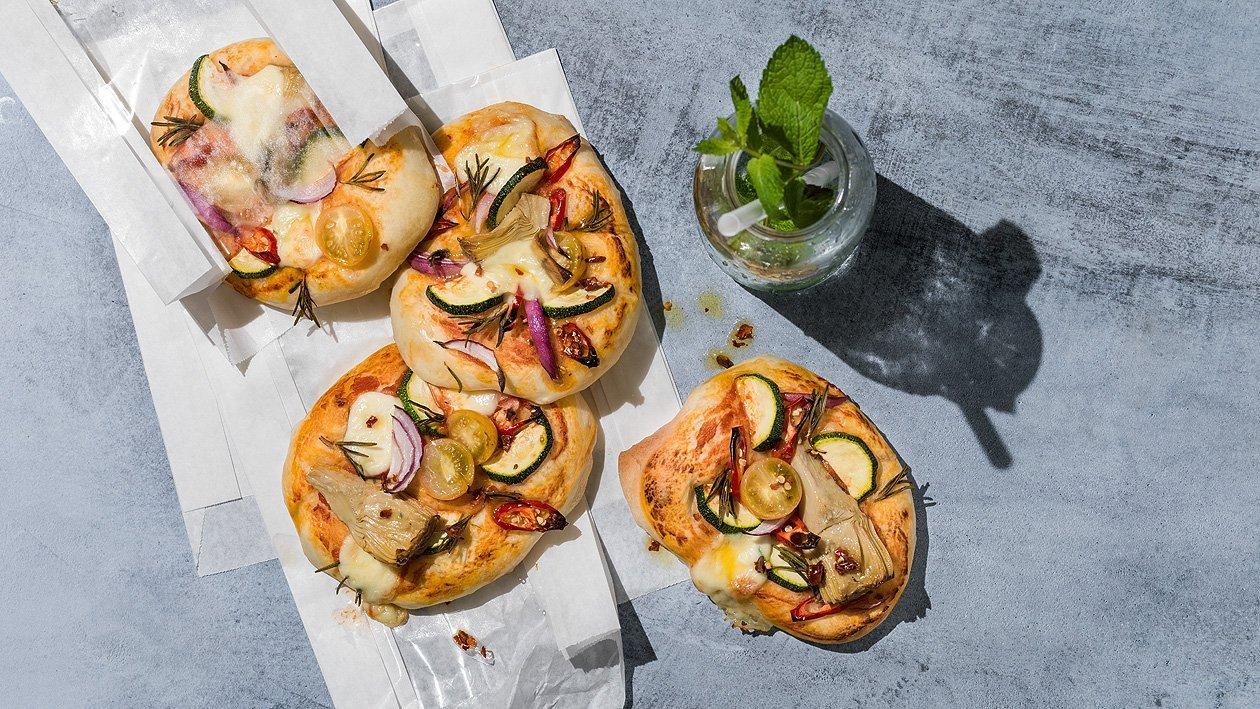 Pizza Focaccia, to go