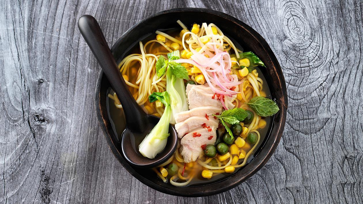 Thai Yellow Soup