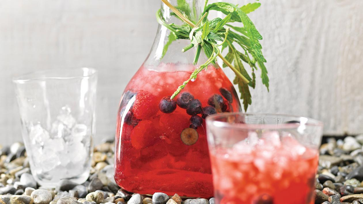 Berries Tea Drink