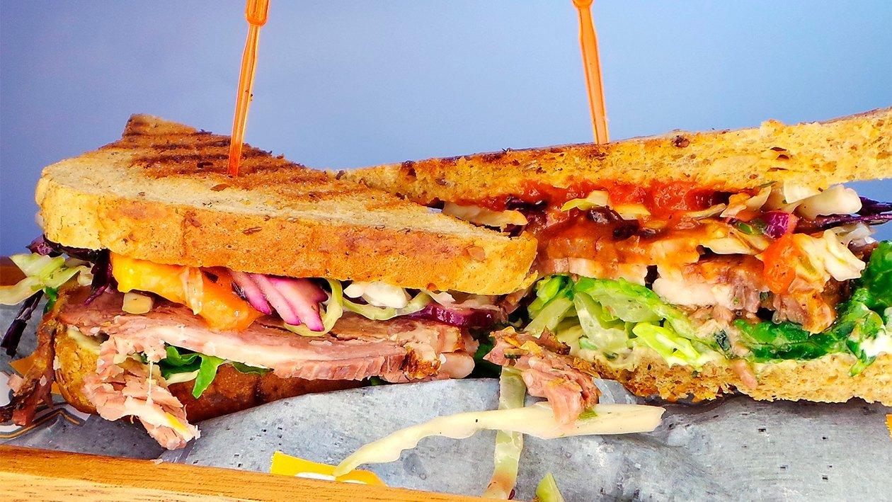 Brisquet Sandwich