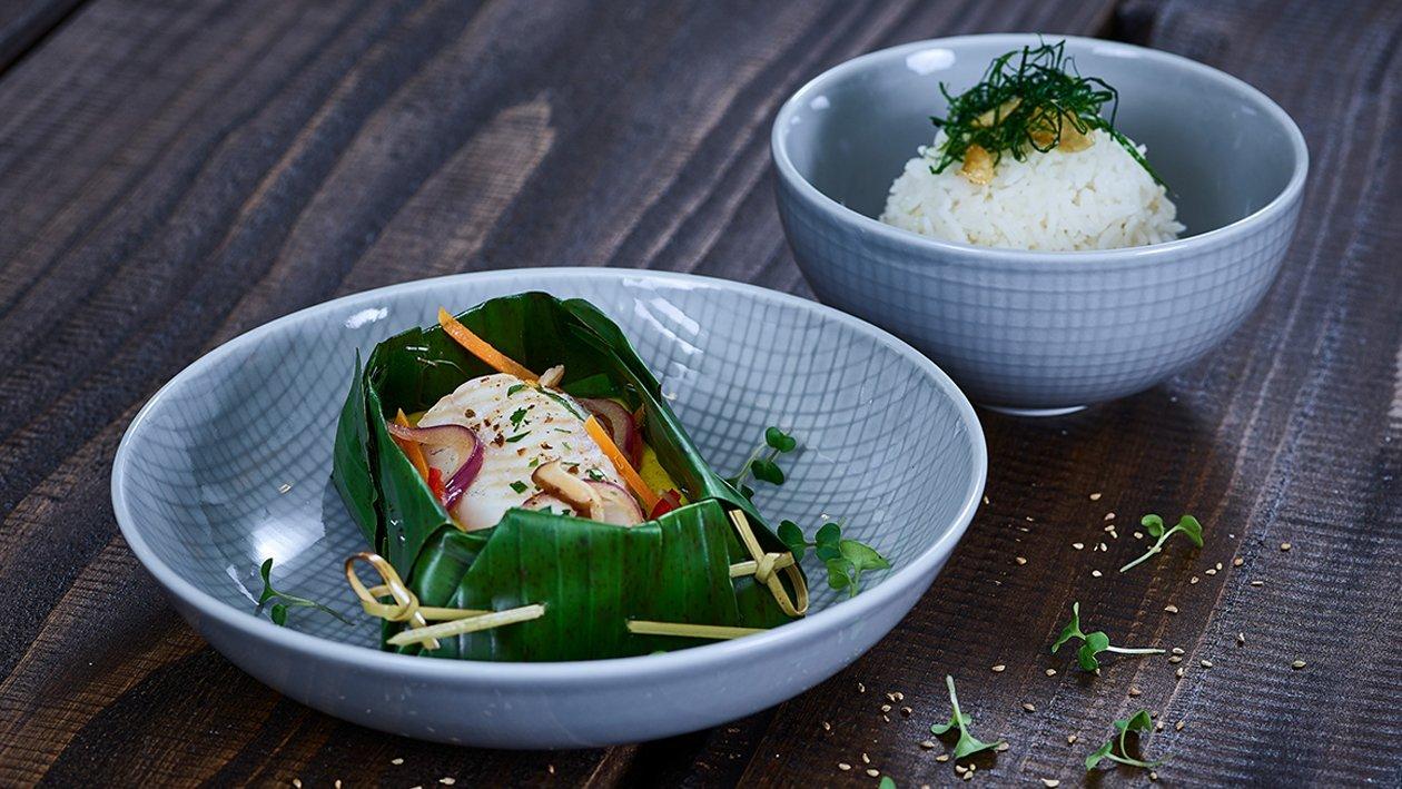 Kambodscha Fisch Amok