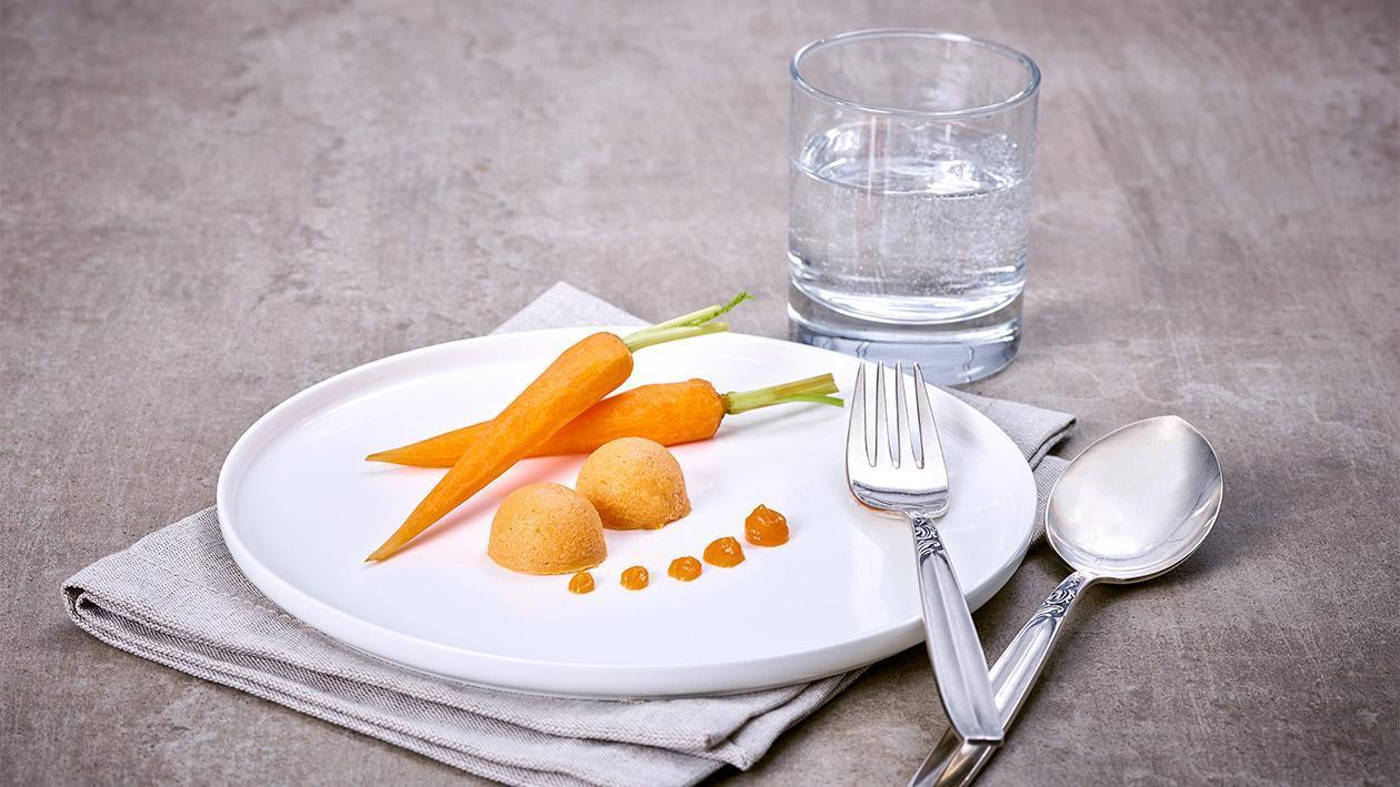 """Karotten """"Pürierte Kost"""""""