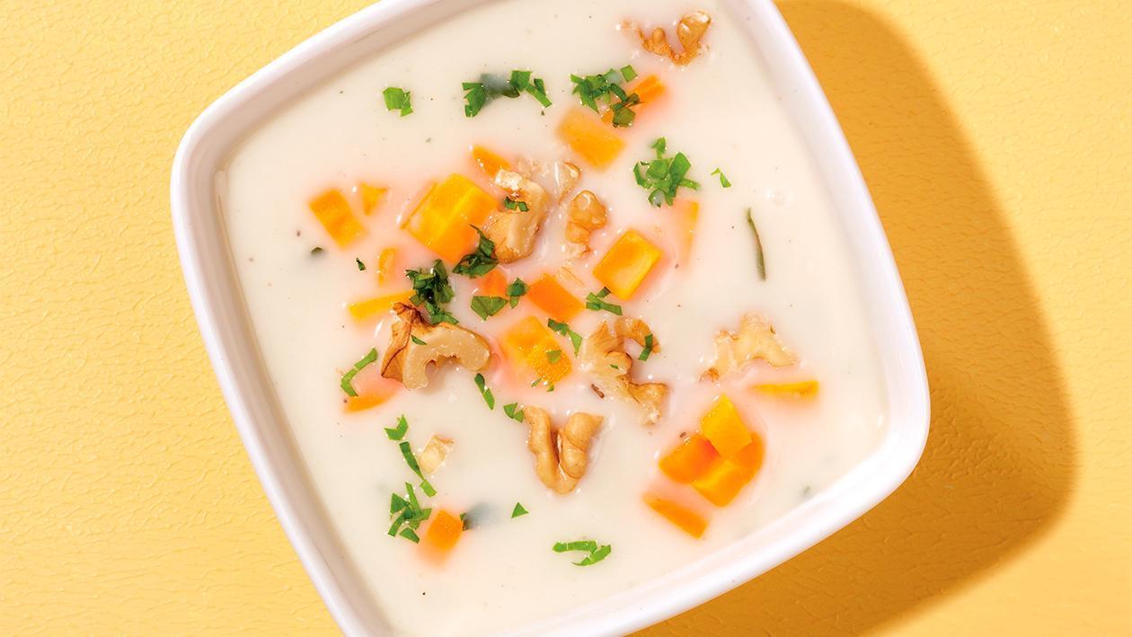 Karotten-Sellerie-Suppe