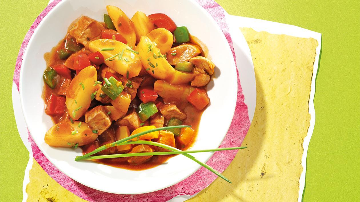 Kartoffel-Fleisch-Gulasch
