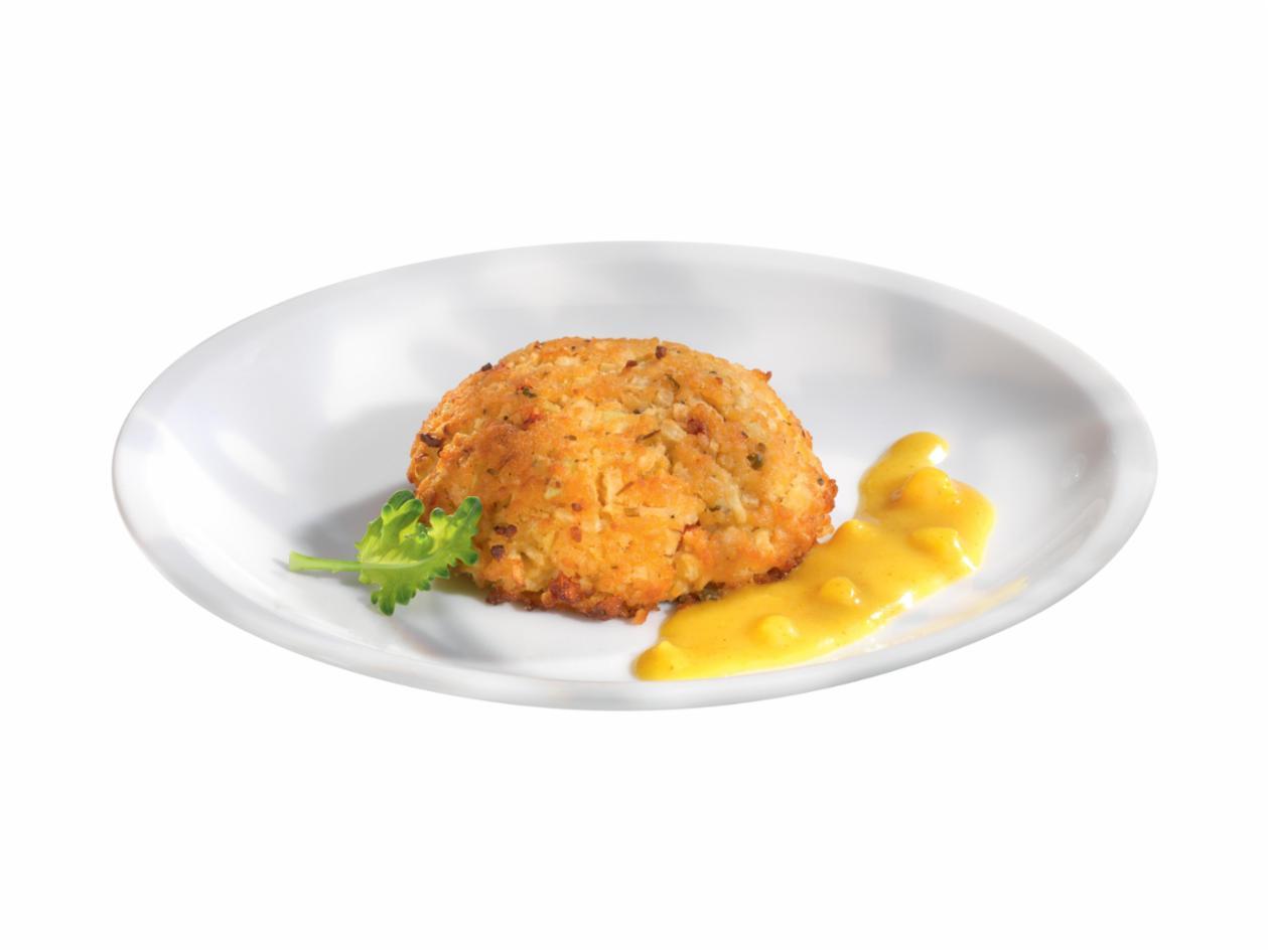 Kohlrabi-Couscous-Küchlein