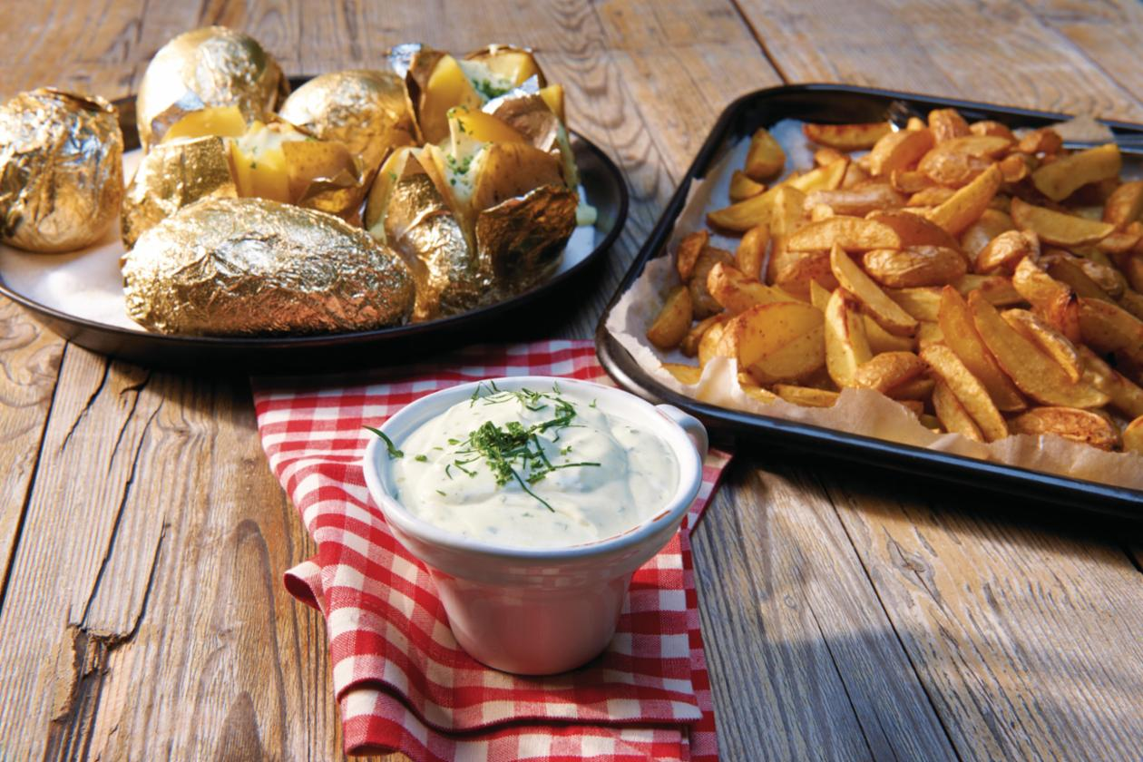 Potatoes-Dip