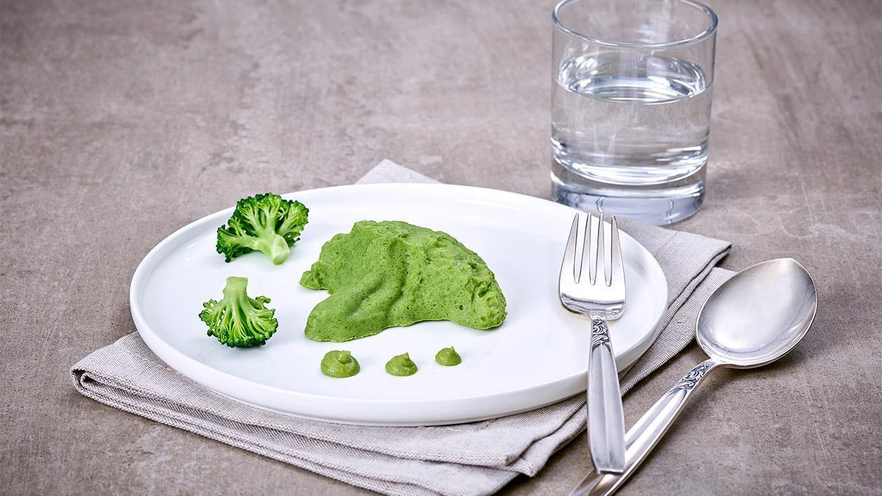 Pürierte Kost Brokkoli