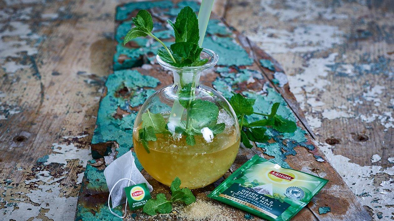 Special Tea Mojito