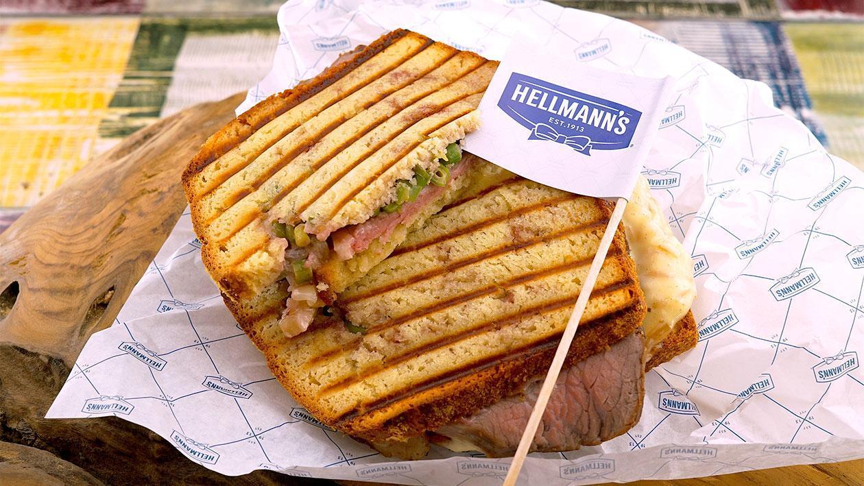 Strindberg Sandwich