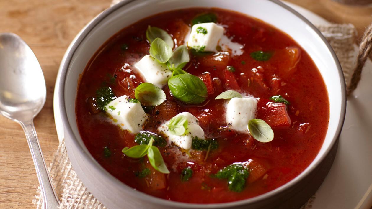 Tomaten Cremesuppe Italien - Tomaten