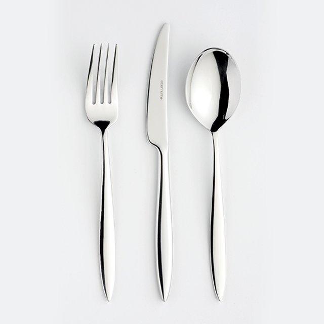 • Μαχαίρι φαγητού Sonate • Πηρούνι φαγητού Sonate • Κουτάλι φαγητού Sonate