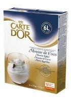 Carte d' Or Μους Καρύδα 675 gr