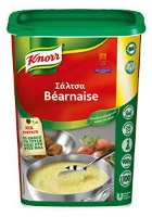 Knorr Αφυδατωμένη Σάλτσα Μπεαρνέζ 900 gr