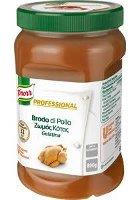 Knorr Επαγγελματικός Ζωμός Κοτόπουλου σε Gel 800 gr