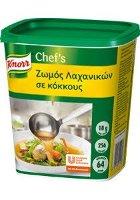 Knorr Ζωμός Λαχανικών σε Κόκκους 1,15 kg