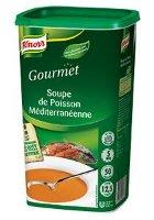 Knorr Μεσογειακή Ψαρόσουπα 1 kg