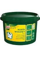 Knorr 123 Ζωμός Βοδινού σε Σκόνη 3,5 Kg