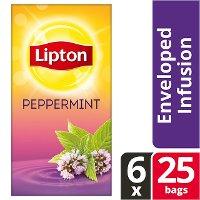 Lipton Αφέψημα Μέντα 25 Φακελάκια