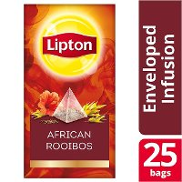 Lipton Πυραμίδα African Rooibos 25 Φακελάκια