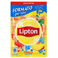 Lipton Φάκελα στιγμής Ροδάκινο 125 gr