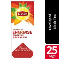 Lipton English Breakfast  25 Φακελάκια