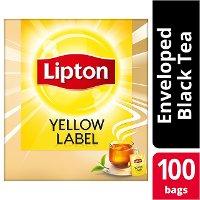Lipton Yellow Label 100 Ατομικά Φακελάκια