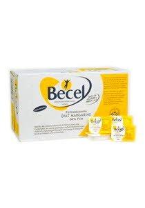 Becel Μερίδες Μαργαρίνης 10 gr -