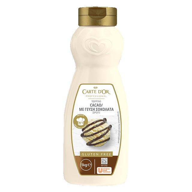 Carte D' Or Σιρόπι Σοκολάτα 1 kg -