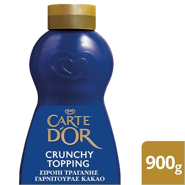 Carte d' Or Τραγανή Γαρνιτούρα Σοκολάτας 900 gr -